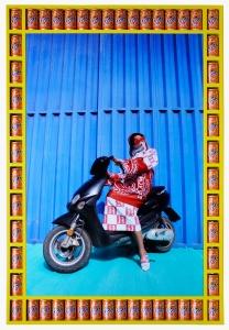 1. Khadija, photograph by ©Hassan Hajjaj, courtesy of the artist and Vigo Gallery