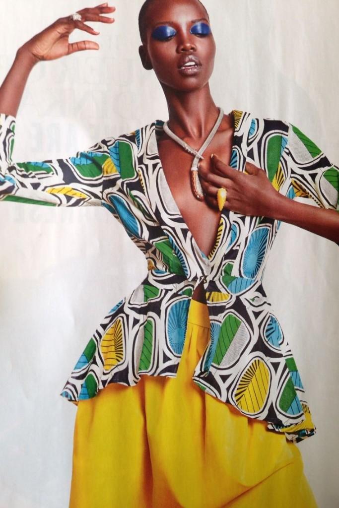 zimbawee design africa fashion week