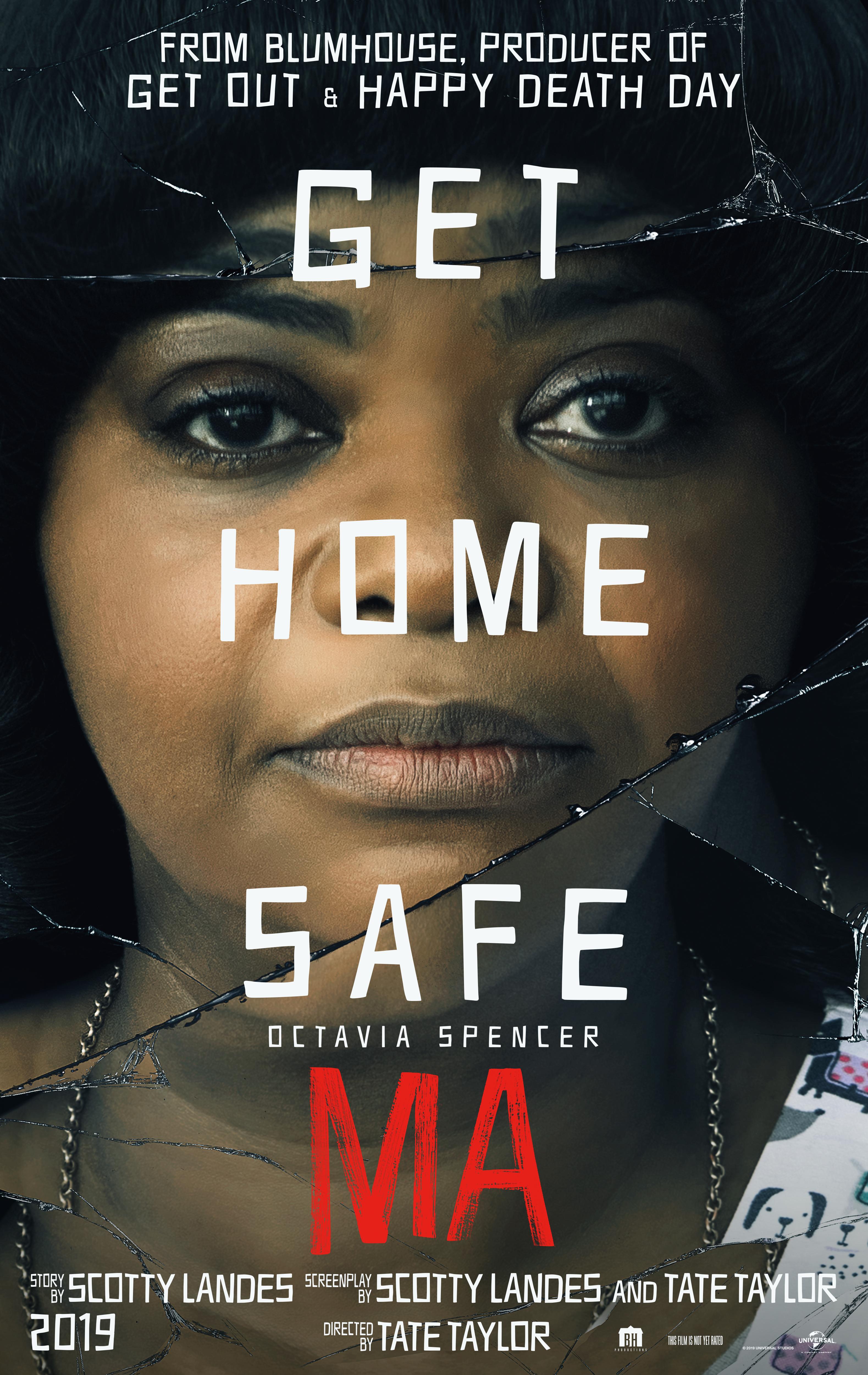 """Review: Oh """"MA"""" You scare me  Octavia Spencer Does Creepy"""