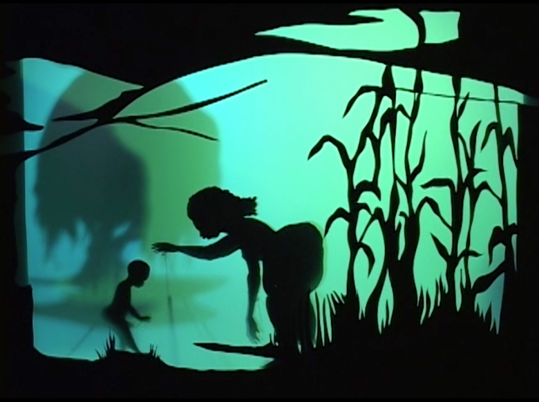 Kara Walker ...calling to me from the angry surface of some grey and thratening sea 2007