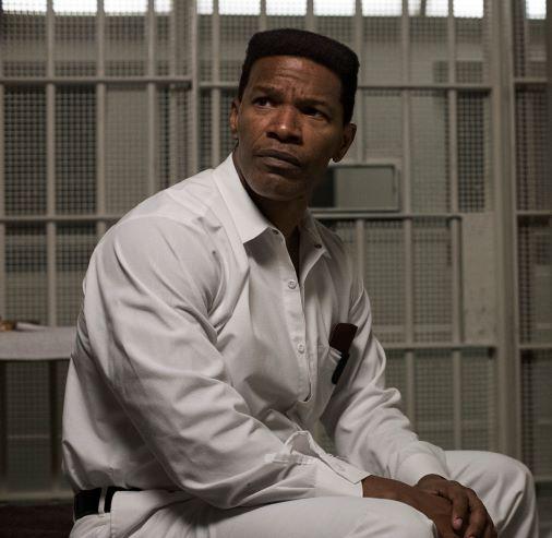 Foxx in prison